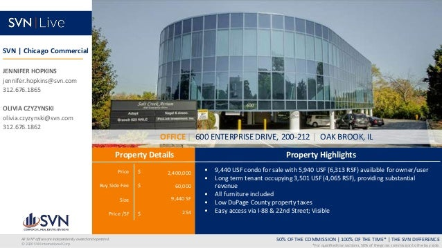 Price $ Buy Side Fee $ Size Price /SF $ Property Highlights Property Details 50% OF THE COMMISSION   100% OF THE TIME*   T...