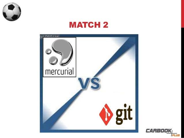 svn vs mercurial vs github
