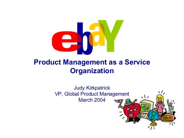 Product Management as a Service         Organization             Judy Kirkpatrick     VP, Global Product Management       ...