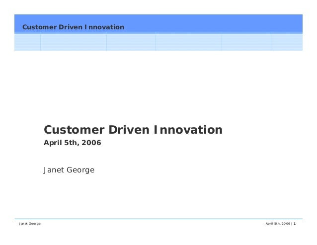 Customer Driven Innovation QSG V1 OFFERING CREATION OFFERING STATUS UPDATE                       Igloo               Custo...