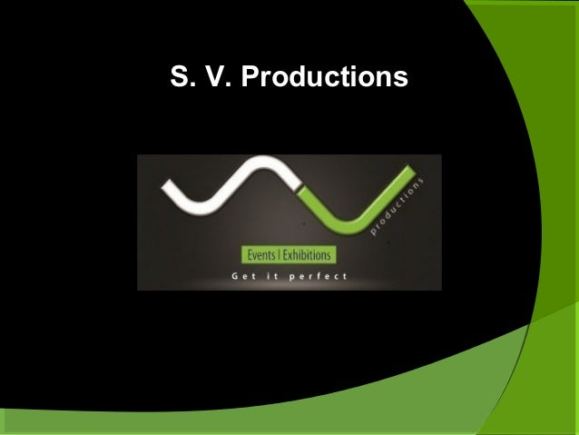 S. V. ProductionsS. V. Productions