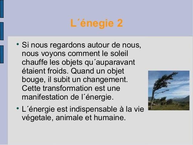 Svt l´énergie. carlos nicolay Slide 2