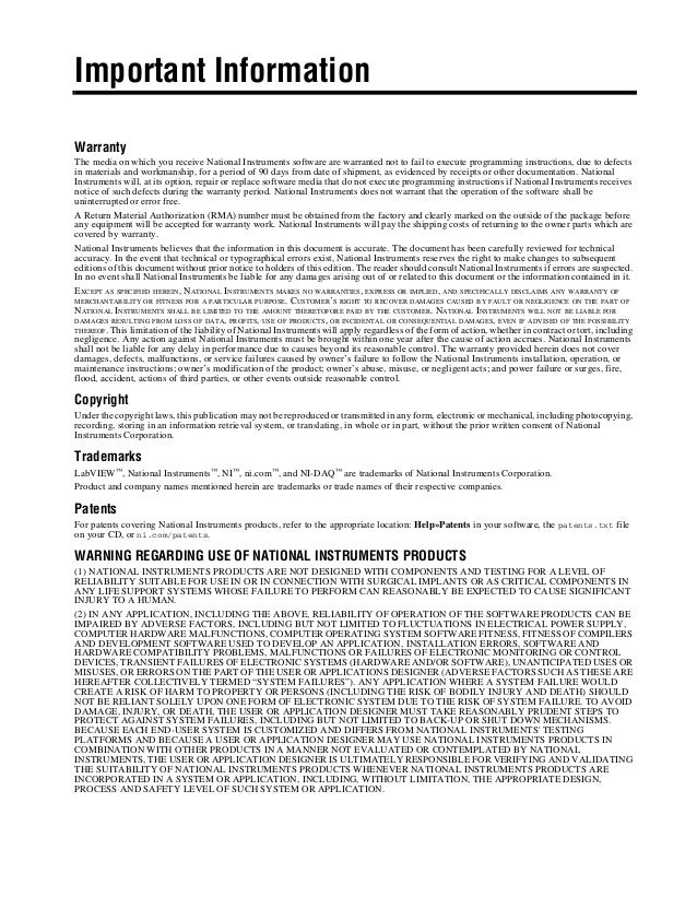 Sound and vibration toolkit user manual 3 important information warranty publicscrutiny Image collections
