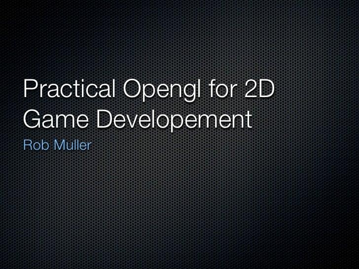 Disney Effects: Building web/mobile castle in OpenGL 2D & 3D