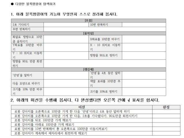 네이버 SW교육 교사 연수자료_ 송상수