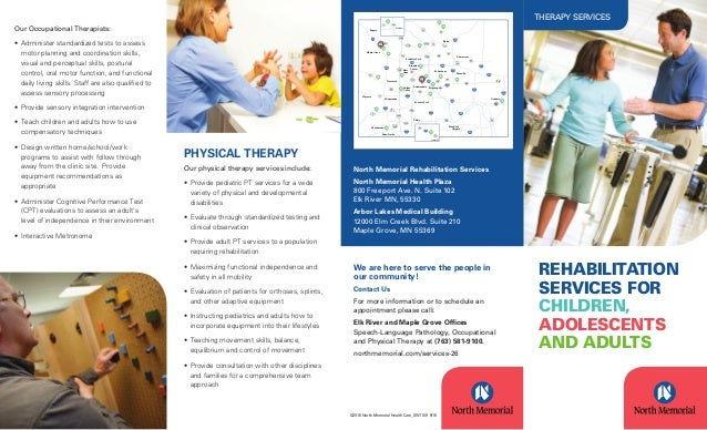 Sw1109 rehab services brochure
