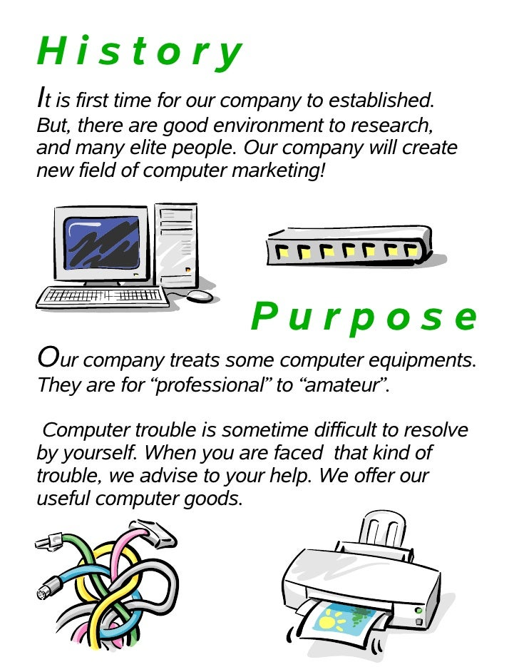 History It is first time for our company to established. But, there are good environment to research, and many elite peopl...