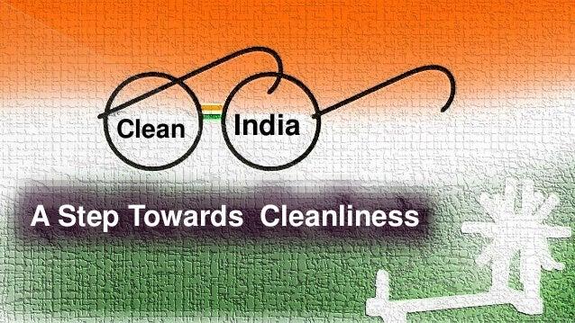 clean india swachh bharat