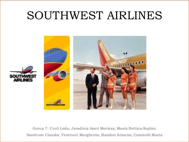 southwest airlines team based company