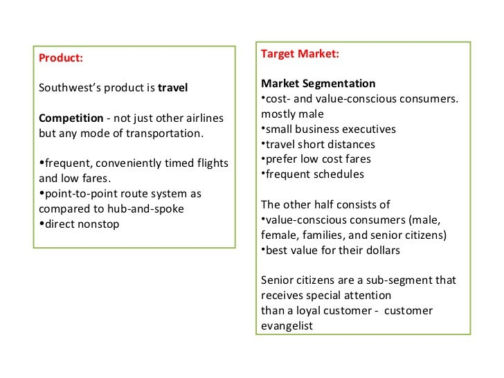 southwest airline marketing case study