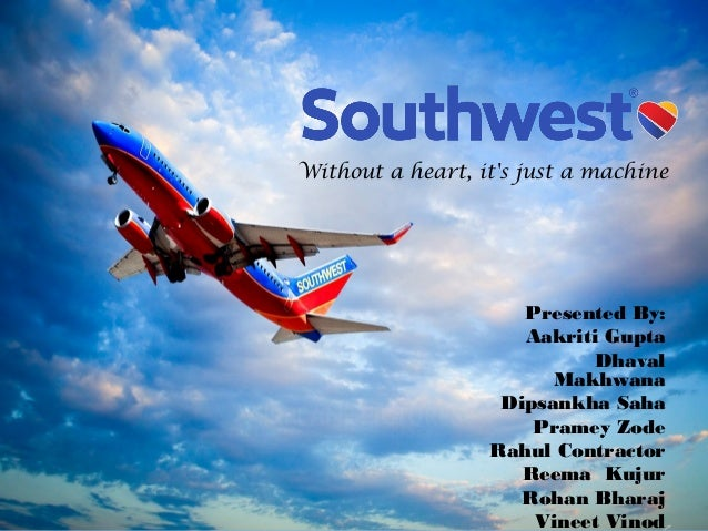 southwest airlines harvard case study solution While virtually every major us airline has declared bankruptcy in the past 10 years, southwest airlines has remained solvent and has consecutively generated a profit for the past 39 years.