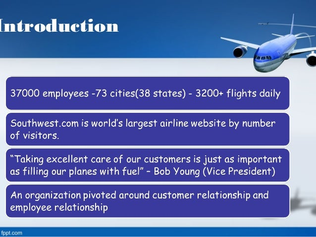 Southwest airlines case study harvard
