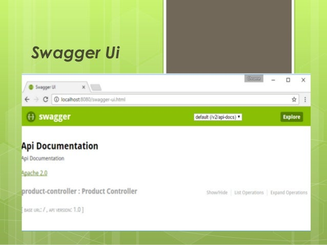 Swagger UI