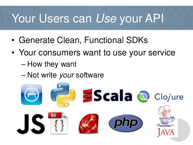 Best practices for API packages