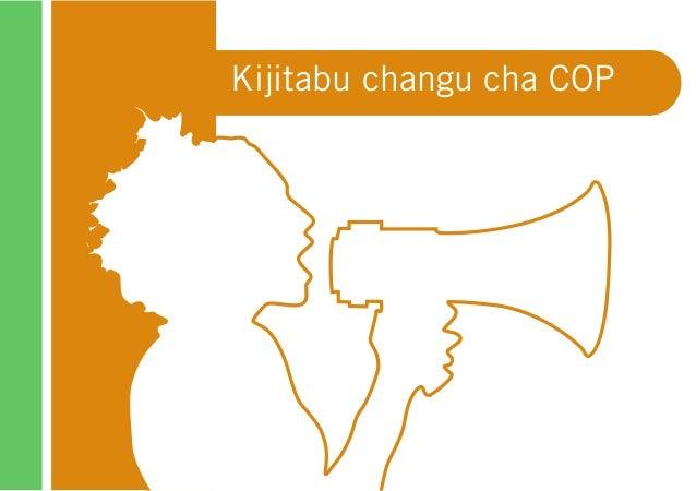 Kijitabu changu cha COP