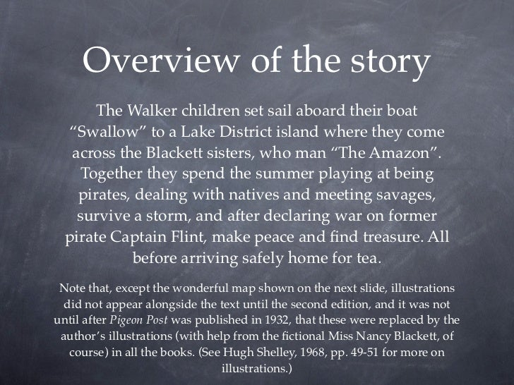 northern lights and swallows and amazons essay You either are a swallows' and amazons' fan, eagerly awaiting every new book by arthur ransome, or you aren't.