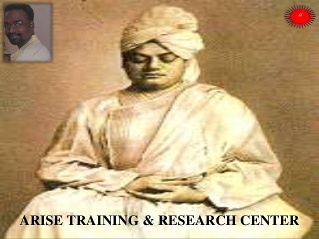 ARISE TRAINING & RESEARCH CENTER