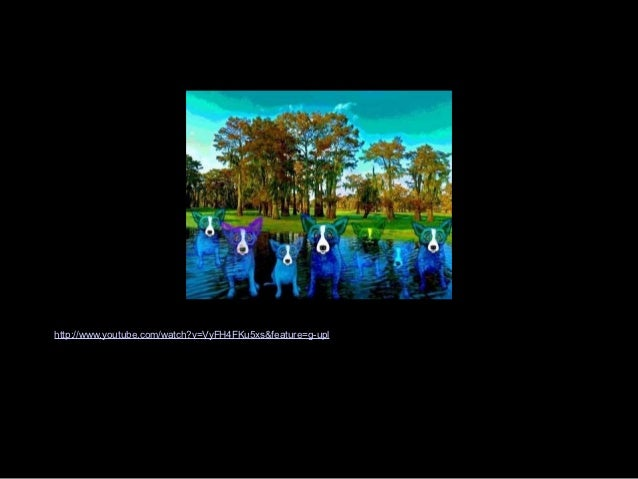 http://www.youtube.com/watch?v=VyFH4FKu5xs&feature=g-uplSwamp Dogsby George Rodrigue