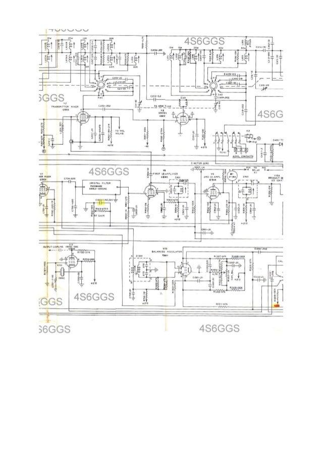 swan 500c diagram