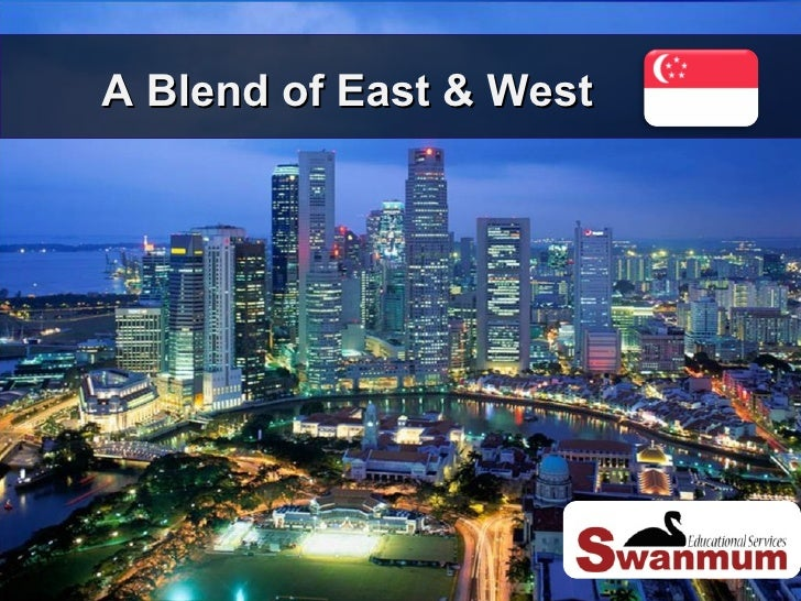 A Blend of East & West
