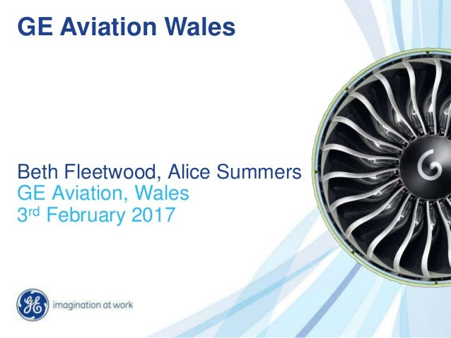 Beth Fleetwood, Alice Summers GE Aviation, Wales 3rd February 2017 GE Aviation Wales