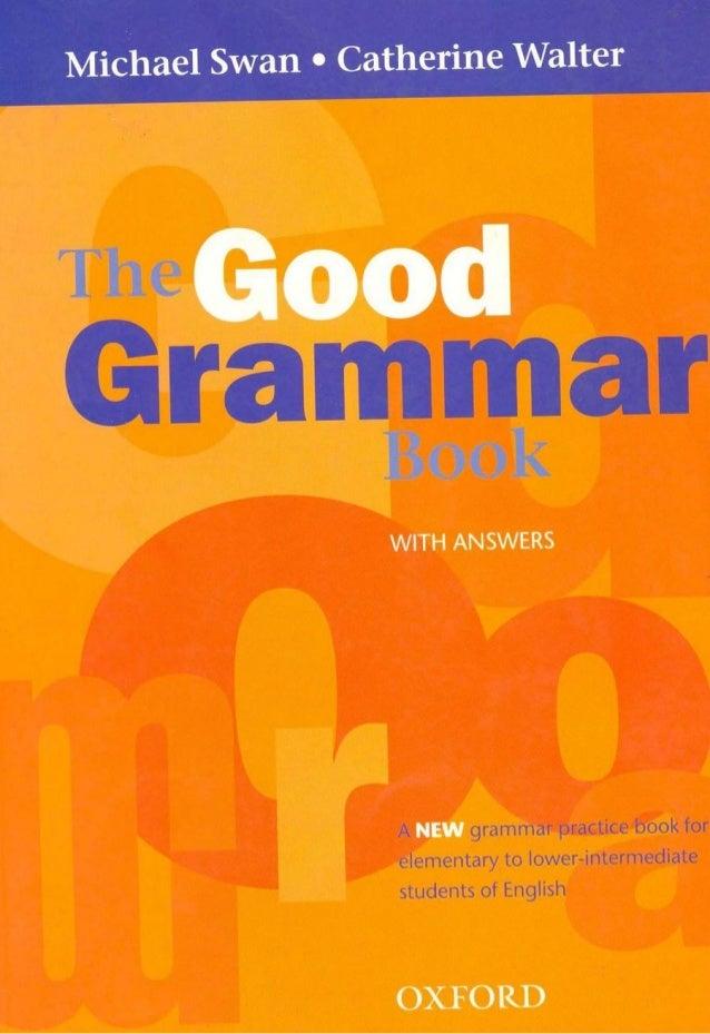 Good English Grammar Book