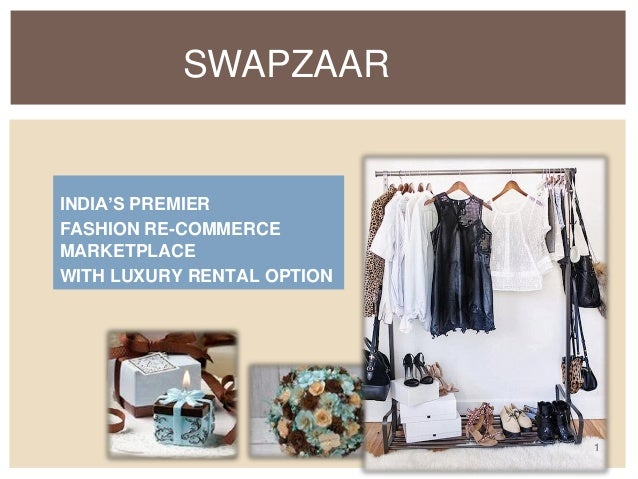 Revised- Swapzaar short pitch deck