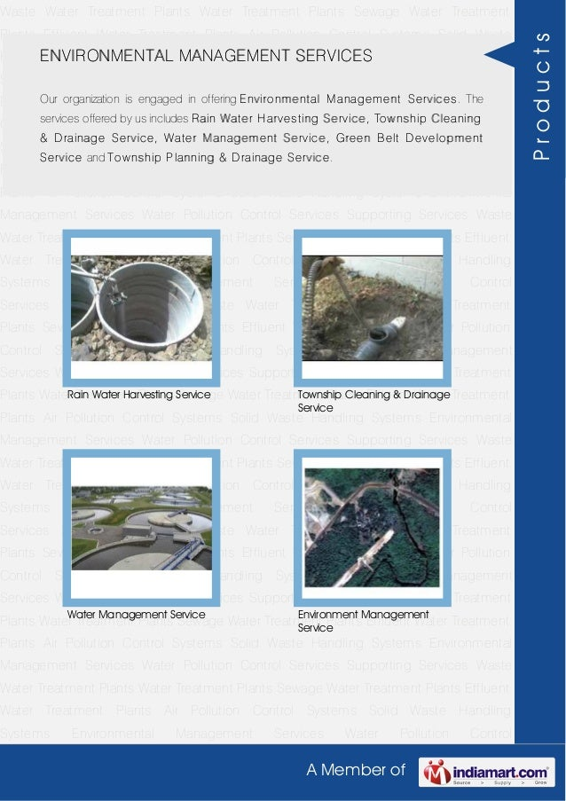 A Member ofWaste Water Treatment Plants Water Treatment Plants Sewage Water TreatmentPlants Effluent Water Treatment Plant...