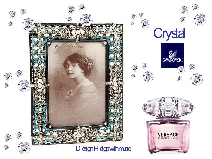 Crystal Design Helga with music
