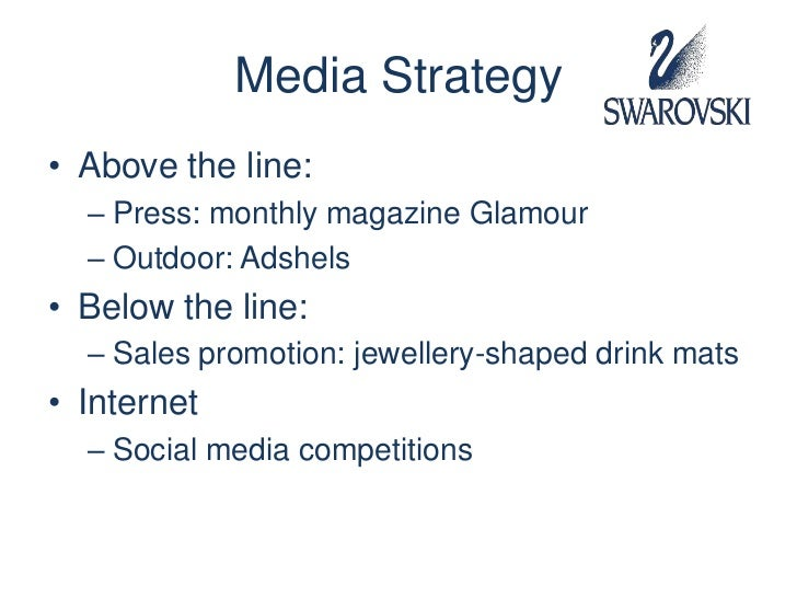 swarovski strategy You can have the best products – and swarovski has fantastic products   finding the right strategy that propels your customer experience.