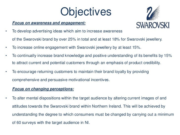 swot analysis for swarovski Strengths, weaknesses, opportunities and threats (swot) analysis is a strategy  development tool that matches internal organizational strengths and.