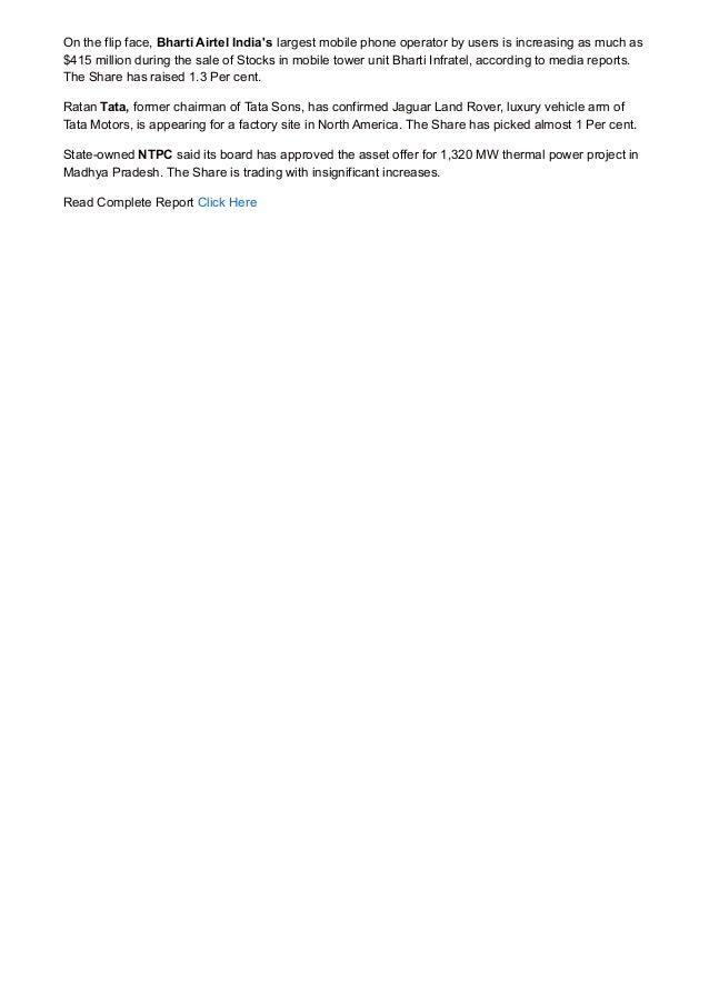 Morning Stock market news letter 26th feb 2015