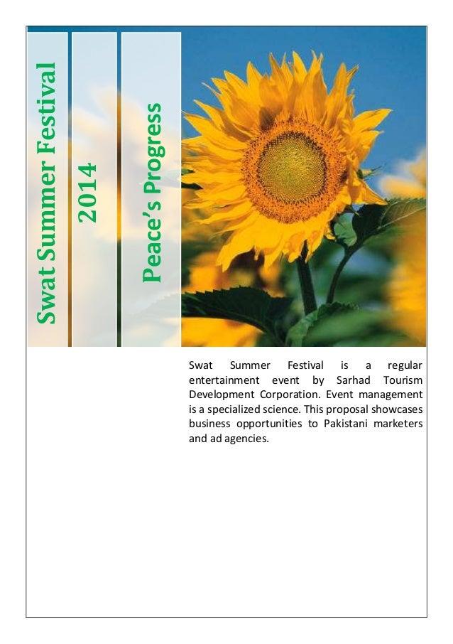 2014 Peace'sProgress SwatSummerFestival Swat Summer Festival is a regular entertainment event by Sarhad Tourism Developmen...