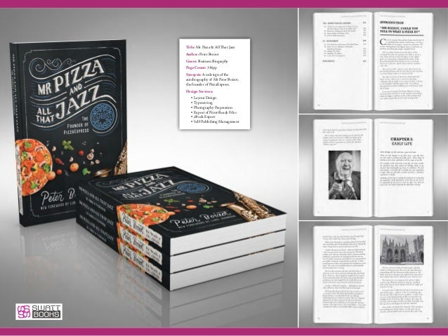 non fiction book design portfolio from swatt books