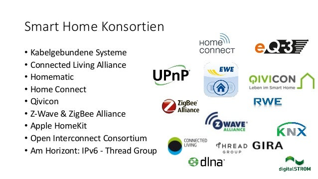 Smart home und design thinking - How to design a smart home easily ...