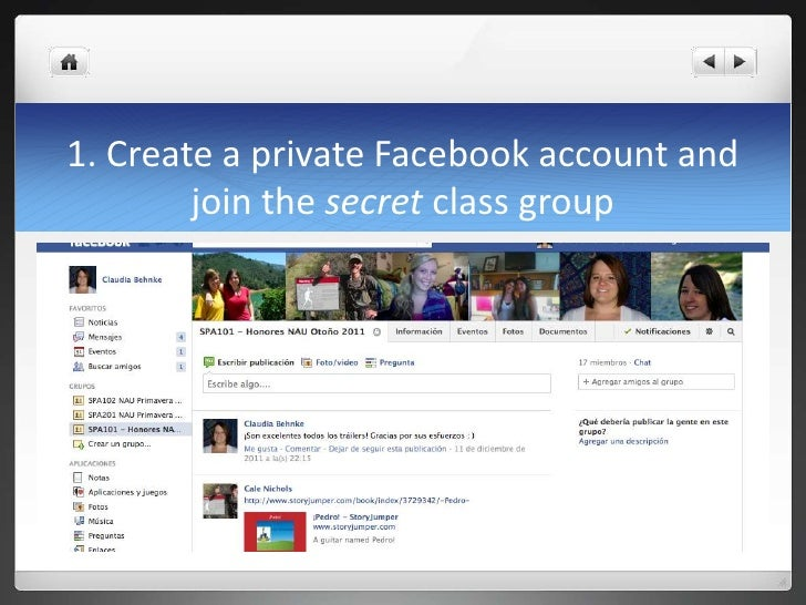 facebook as a learning tool How social media platforms can be used as a learning tool - and what some of  the  social media platforms, such as facebook and twitter, are.