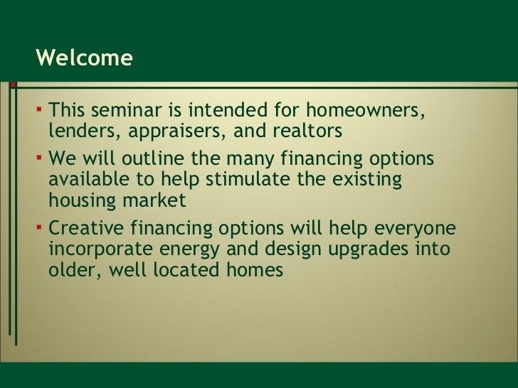 Sw creative financing 2 25 Slide 2