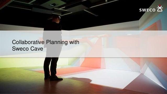 Collaborative Planning with Sweco Cave © Heikki S. Laherma - Sweco Architects Oy & Jaakko Jauhiainen – Sweco PM Ltd.