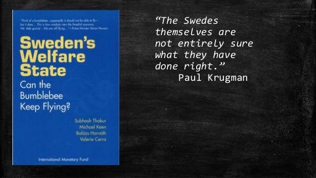 Hayekian welfare states and viking economics Slide 2