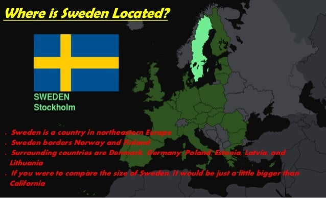 Welcome to the official site of Sweden. Discover the facts and stories of our country.
