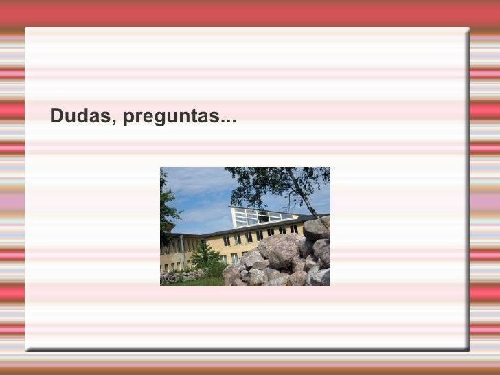 Finalidades lingüísticas y culturales </li></ul>