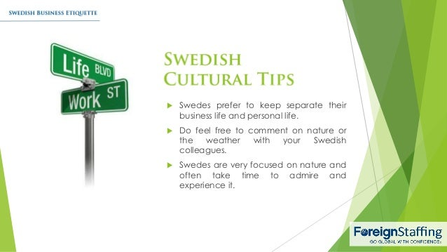 Swedish business etiquette 11 swedes reheart Choice Image
