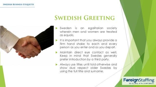 Swedish business etiquette 4 sweden reheart Choice Image