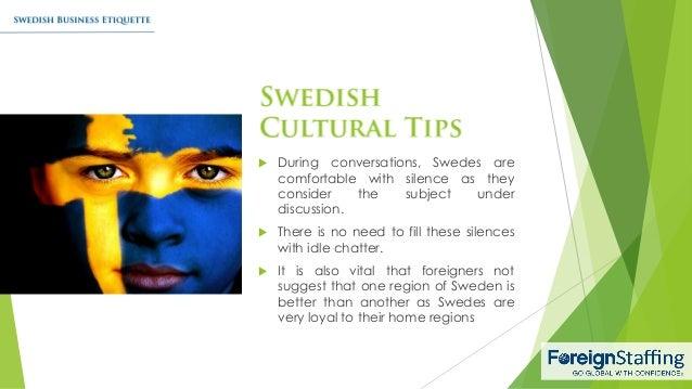 Swedish business etiquette 9 reheart Choice Image