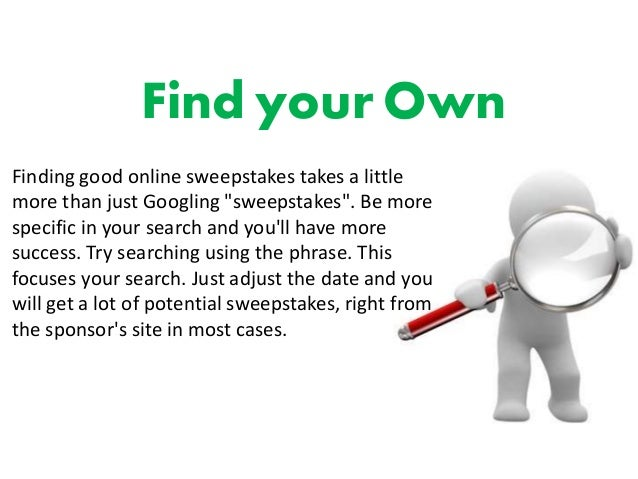 Easy ways to Find Free Giveaways Online