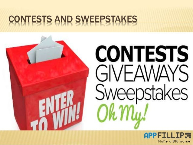 Pp giveaway sweepstakes