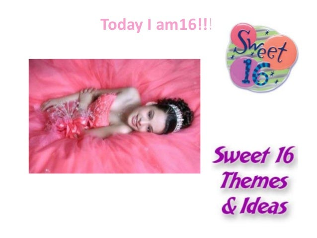 Sweet 16 Birthday Party Dresses Ideas