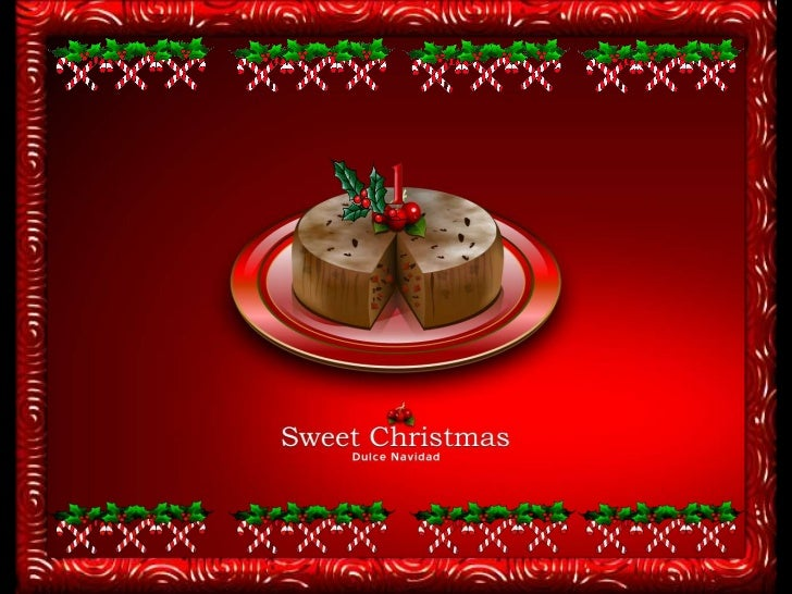 SWEET  CHRISTMAS  1  ppsx