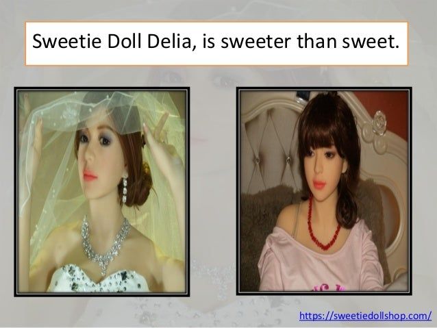 Sweetie Sex Doll Delia for peace, love and entertainment - 웹