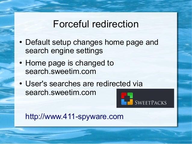 Remove SweetPacks - SweetIM Search Settings & SweetPacks ...